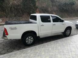 Vendo Hilux 2.5 CD D4-D 4x4 Ano 2010 - 2010