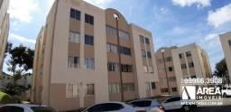 Apartamento com 3 dormitórios à venda, 49 m² por r$ 159.000,00 - santa quitéria - curitiba