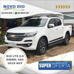 Chevrolet S10 LTZ 2.8 4x4 AT CD - 2019