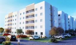 Garden Club Residencial - Apartamento - 2 Quartos - Bairro SIM - Entrada em 42 vezes