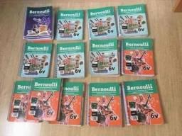 Apostilas Bernoulli 2018