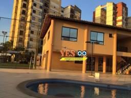 Yes Imob - Apartamento Semi Mobiliado 3/4 - Muchila