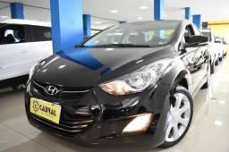 Hyundai elantra 2012 1.8 gls 16v gasolina 4p automÁtico - 2012