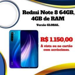 Remi Note 8 64GB, 4GB de RAM