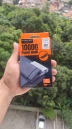 Carregador Portátil PowerBank 10.000mAh Original Pineng