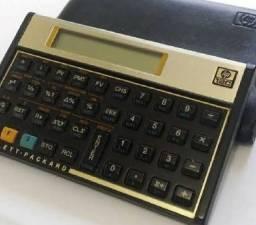 Calculadora financeira HPC12