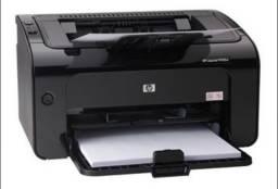 Impressora laser HP P1102W (wireless)