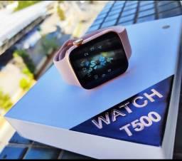 Relógio iwo t500 pro Rose na loja