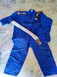Kimono infantil tamanho M2