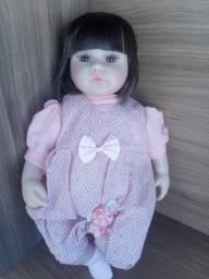 Boneca Bebê Reborn 42cm