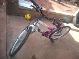 Vendo bicicleta 18 marcha 350,00 reais