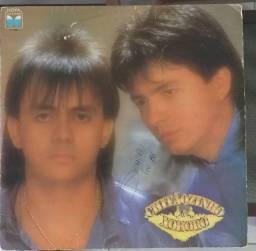 LP Vinil Chitãozinho e Xororó 1987