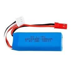 Bateria 7.4v 600mah Lipo Para Wltoys 20c K969 K979 K989 K999