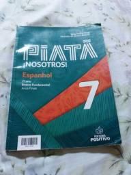 Livro de espanhol 7 ano