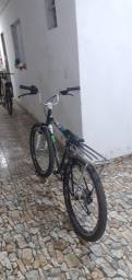 Bike, Quadro De Alumínio. (Leia A Descrição).