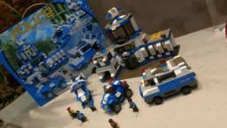 Lego Academia de Polícia