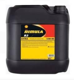 Shell Rimula 15W40 $319