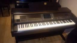Clavinova Yamaha Cvp 503 - Perfeito Estado - Ipanema Pianos