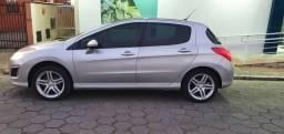 PRECISO VENDER!!! Peugeot 308 Com Teto Panorâmico Manual *IMPECÁVEL