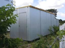 Containers (Trailers) prontos para lanchonetes 2,4 x 2,5 x 6,0 m