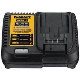 Carregador De Bateria Dcb115 12v - 20v Dewalt