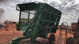 Transbordo 6 ton pronta entrega para mandioca silagem amendoim