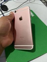 Iphone 6S 32gb rosé (Bem conservado)