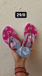 Vendo esse sandálias