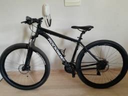 Bicicleta aro 29 - kit shimano