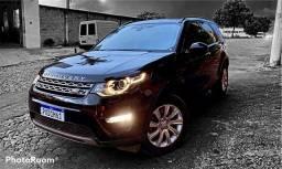Land Rover Discovery Sport se 2016 diesel Carro Maravilhoso