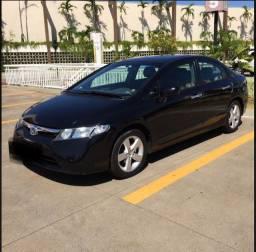 Honda Civic 1.8 Lxs / Parcelo