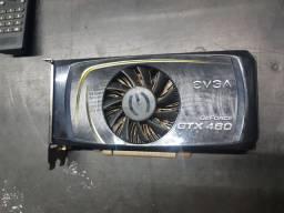 Placa de vídeo GTX 460