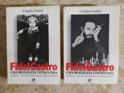 Fidel Castro uma Biografia Consentida Tomo 1 E 2