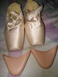 Sapatilhas para ballet