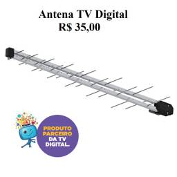 Antena para TV Sinal digital