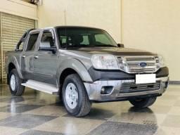 Fordranger 3.0 xlt 4x4 cd 16v turbo eletronic diesel 4p manual