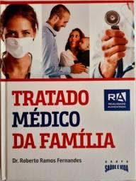 Livro: Tratado médico da família, Dr. Roberto Ramos Fernandes