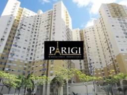 Apartamento com 3 dormitórios para alugar, 87 m² por R$ 1.600,00/mês - Partenon - Porto Al