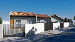 Título do anúncio: Casa para Venda em Ponta Grossa, Chapada, 2 dormitórios, 1 banheiro, 1 vaga