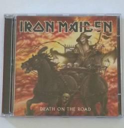 CD DO IRON MAIDEN.  ( DUPLO )