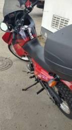 Sahara 350 para trocar por moto de menor cilindrada