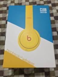 Título do anúncio: Beats Solo3 wireless by dr. Dre - Club collection One Ear - Amarelo (NOVO)