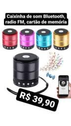 Mini caixa de som Bluetooth 5w