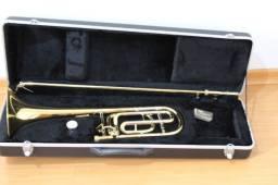 Título do anúncio: Trombone Shelter Tenor de Vara