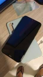 Smartphone Xiaomi note 8 64gb 4ram ( passo cartão )