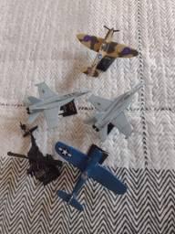 Vendo esses aviões de coleção