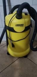 Aspirador água e pó Karcher A2104 precisando de conserto