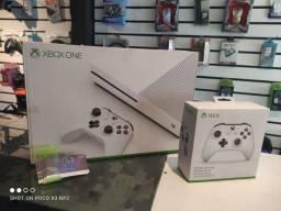 Xbox one s 1tb super novo com garantia loja