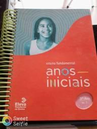 Livros do ensino fundamental 5°ano. Plataforma Eleva.