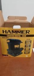 Lixadeira Hammer Orbital 135W 110V